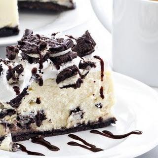 Easiest Oreo Cheesecake
