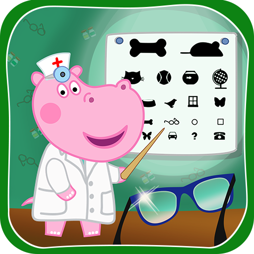 Kids Hospital: Eye Doctor