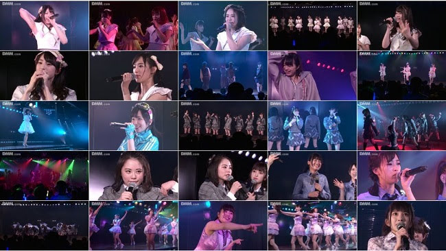 190704 (1080p) AKB48 チーム8 湯浅順司「その雫は、未来へと繋がる虹になる。」公演 DMM HD