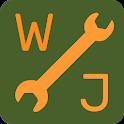 WJdiag Pro - Diagnostics for Jeep Grand Cherokee icon
