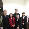 國際商務系拜訪東森得易購洽商產學合作與實習事宜