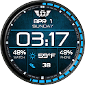 NX 40 Color Changer Watchface for WatchMaker icon
