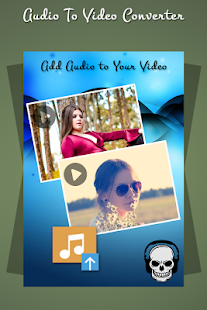 Audio To Video Converter - náhled
