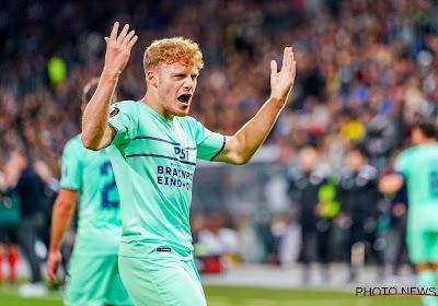20-jarige Belgische aanvaller maakt indruk bij PSV