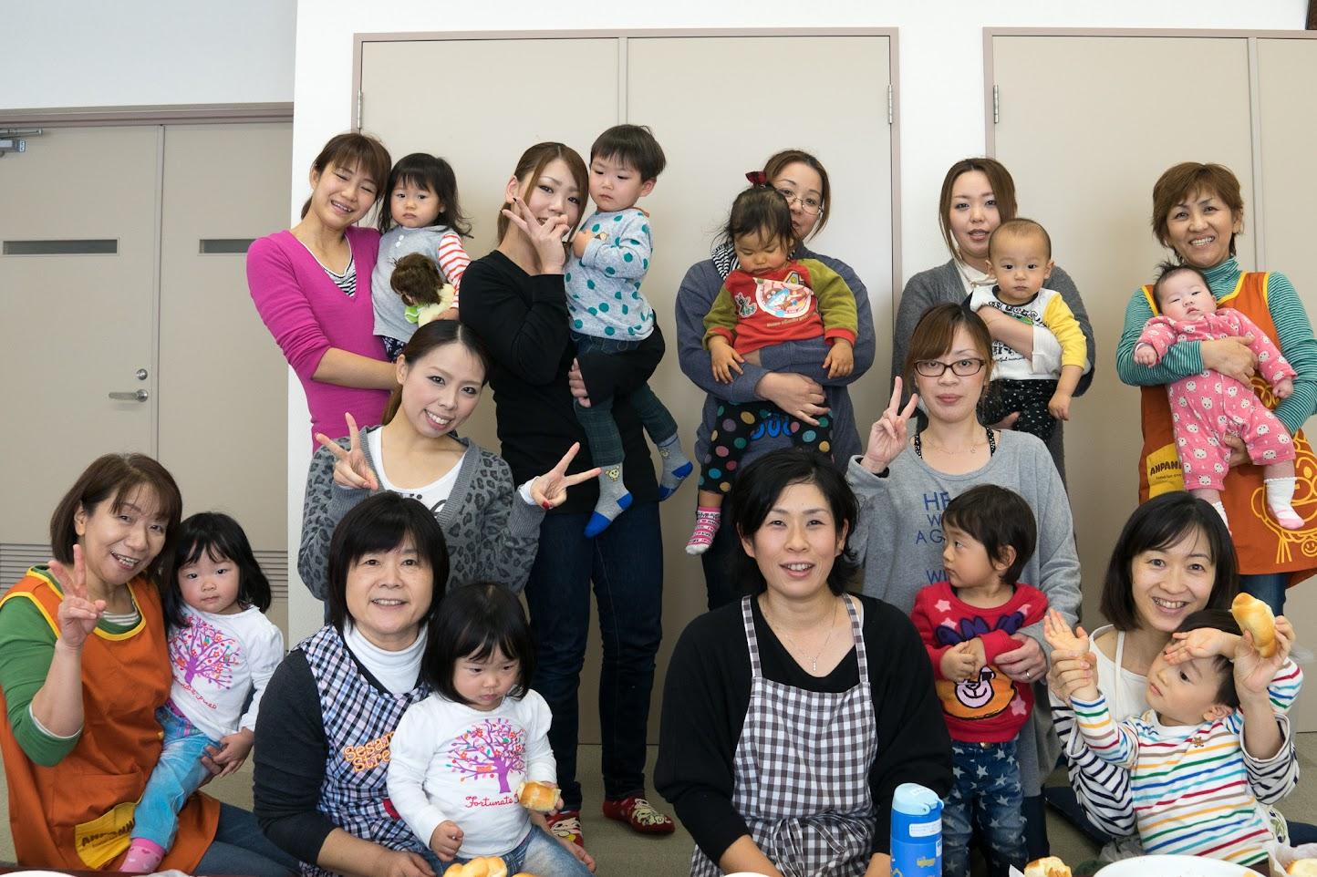北竜町地域子育て支援センター・永井美保子さんパン教室(講座もぐもぐタイム)