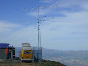 Photo: VHF Contest  Pocatello Idaho KØIP        (k0ip)