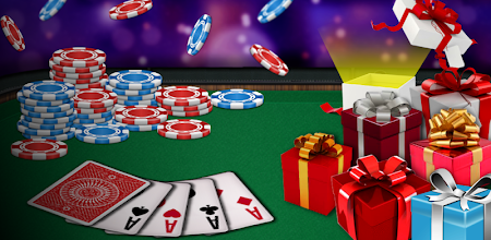 TexasPoker Tournament - Texas Holdem Tournament APK poster