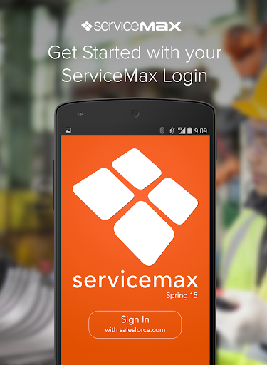 ServiceMax Spring 15
