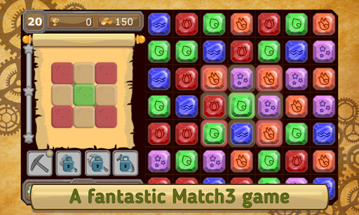Craftsman - match 3
