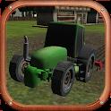 3D Tractor Simulator Farm Game icon