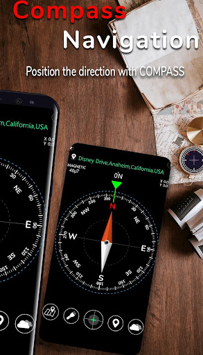 Smart Compass for Android screenshot 1