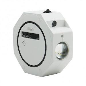 Lampa proiector cu telecomanda, lumini laser RGB, Andowl Q-RG70