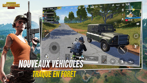 PUBG MOBILE  captures d'écran 3