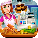 Ice Cream & Cake Cash Register icon