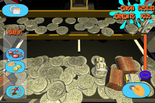Penny Arcade Coin Dozer cash  screenshots 2