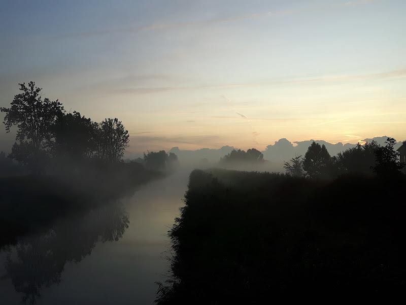 La prima nebbia di supergigi