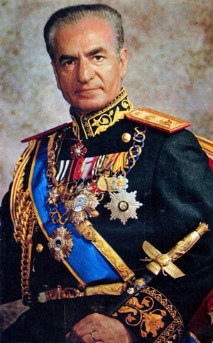 Shah Iran