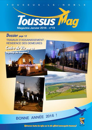 Toussus mag n°19