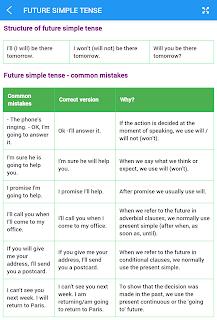 English Tenses screenshot 22