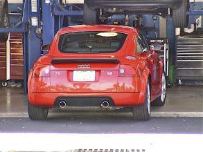 Photo: AUDI TT AT WWW.German Car Depot for service of a DSG TRANSMISSION