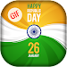 Republic Day GIF 2018 - 26 Jan GIF Collection Icon
