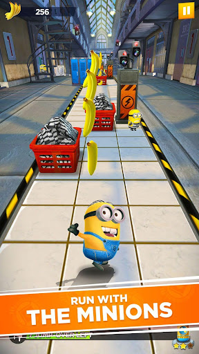 Minion Rush: Despicable Me Official Game screenshot 1
