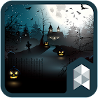 Halloween Party Launcher theme icon