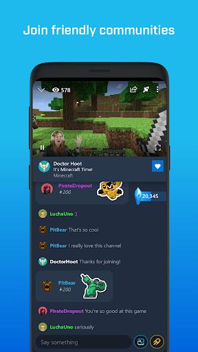 Mixer – Interactive Streaming Beta 4.4.1 screenshots 2