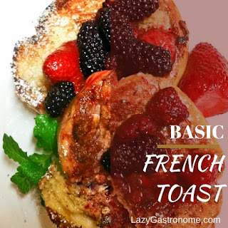French Toast Day Old Bread Recipes