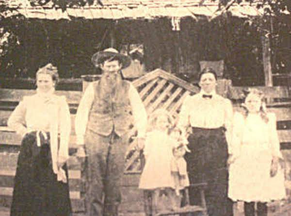 This Is A Picture Of Charlie Henry Autrey 1850-1917. In Dubach,la. In Front Of The Autrey House.