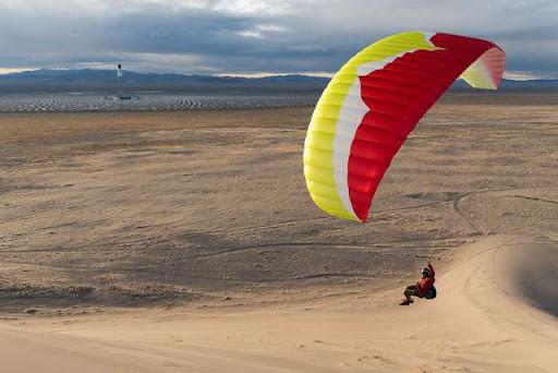 Ozone Ultralite 4 lightweight paraglider - FlySpain Online Shop