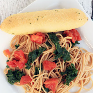 Pasta with Kale