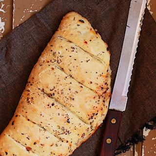 Stuffed Garlic Bread