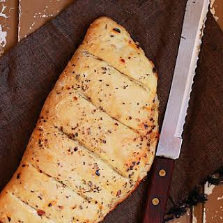 Stuffed Garlic Bread.