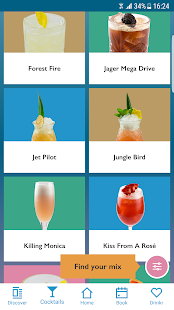 Be At One Cocktail Bars- screenshot thumbnail