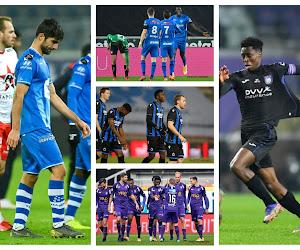 Beerschot, Genk en Essevee VS Club Brugge, Buffalo's en een armtierige Clasico