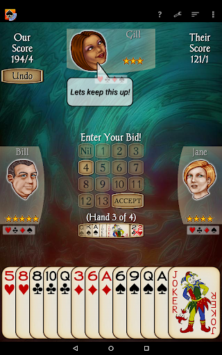 Spades Free screenshots 12