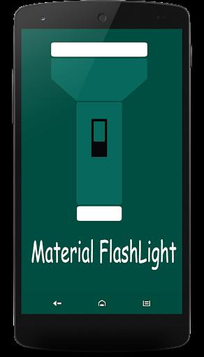 Material FlashLight Khmer