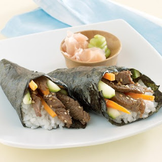 Beef Sushi Recipes.