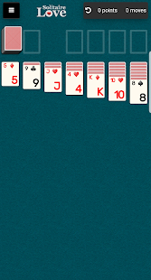 Solitaire Love for PC-Windows 7,8,10 and Mac apk screenshot 1