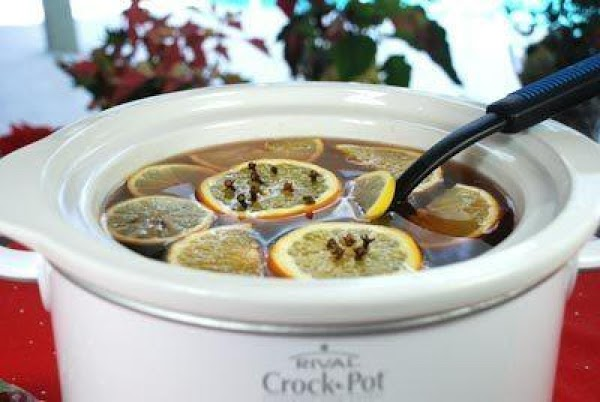 Holiday Wassail (aka, Cider Punch Or Mulled Cider) Recipe
