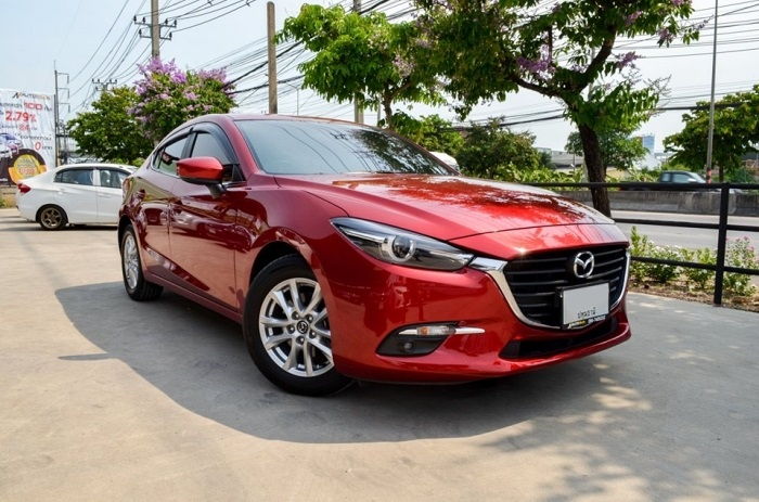 Mazda 3 2019 รุ่น 2.0 C