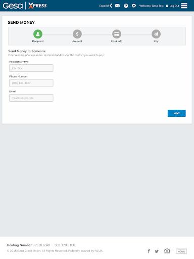 Gesa Xpress Digital Banking  app download 12