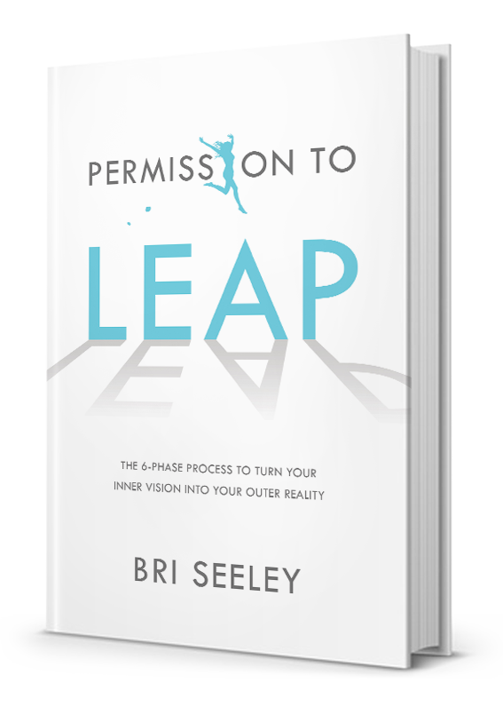 Life Coach Bri Seeley Author Speaker
