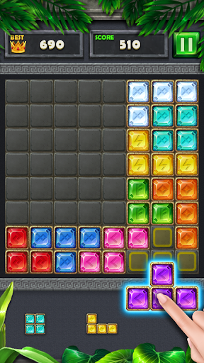 Jewel Puzzle King : Block Game screenshots 12