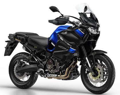 Yamaha XT 1200 Z Super Tenere-manual-taller-despiece-mecanica