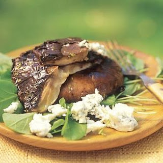 Balsamic Portobello Steaks