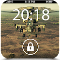 Apache Helicopters ScreenLock icon