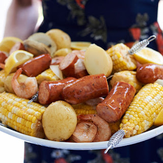Classic Low Country Boil.