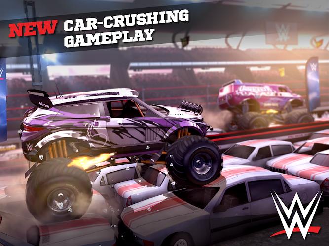 MMX Racing Featuring WWE Mod v1.13.8623 APK+DATA [Latest] - screenshot